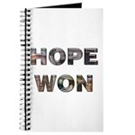 Hope Won Journal