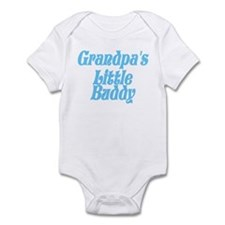 Grandpa's Little Buddy Infant Bodysuit