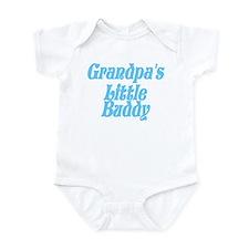Grandpa's Little Buddy Onesie