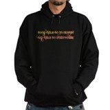 fun design Hoody