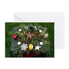 Winter Solstice Yule Holiday Card (Pk of 20)