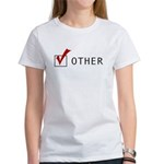 CHECK OTHER Women's T-Shirt