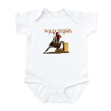 Wild Barrel cowgirls Infant Bodysuit