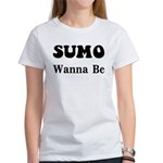 SUMO WANNA BE Women's T-Shirt