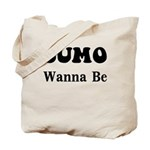 SUMO WANNA BE Tote Bag
