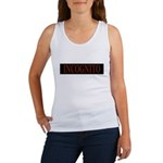 INCOGNITO Women's Tank Top