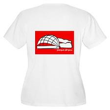 Camiseta mujer cuello redondo Parque Olimpico