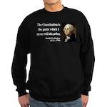 George Washington 4 Sweatshirt (dark)