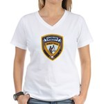 Harris County Sheriff Women's V-Neck T-Shirt