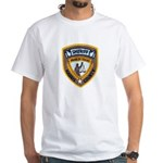 Harris County Sheriff White T-Shirt