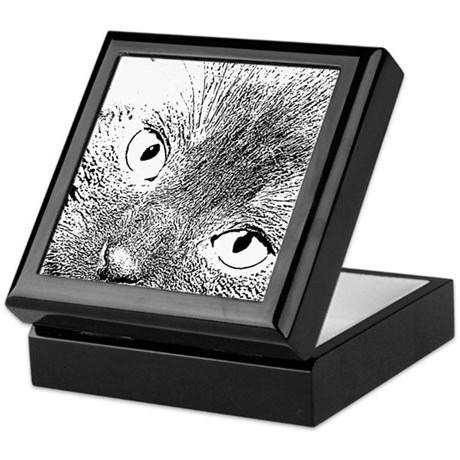 Angel Eyes Keepsake Box