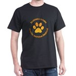 Australian Shepherd Dog Dark T-Shirt