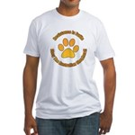 Australian Shepherd Dog Fitted T-Shirt