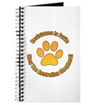 Australian Shepherd Dog Journal