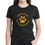 Australian Shepherd Dog Women's Dark T-Shirt