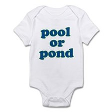 pool or pond Infant Creeper