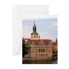 Prague, Czech Republic Greeting Cards (Pk of 20)