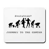 Center Evolution Mousepad