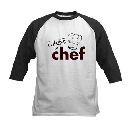 Future Chef Kids Baseball Jersey