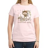 Adorable Hannah Monkey T-Shirt