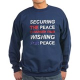 """Securing the Peace"" Jumper Sweater"