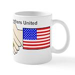 Masonic Canada-American Brothers United Mug