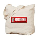 Harassment Tote Bag