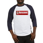 Harassment Baseball Jersey