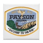 Payson Arizona Tile Coaster