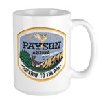 Payson Arizona Large Mug