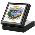 Payson Arizona Keepsake Box