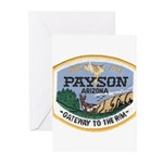 Payson Arizona Greeting Cards (Pk of 20)