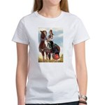 Mounted Shriner Women's T-Shirt