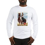 Mounted Shriner Long Sleeve T-Shirt