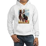 Mounted Shriner Hooded Sweatshirt