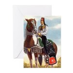 Mounted Shriner Greeting Cards (Pk of 10)