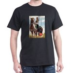 Mounted Shriner Dark T-Shirt