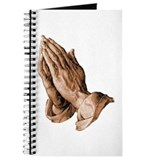 Durer's Praying Hands Journal