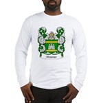 Mourao Family Crest Long Sleeve T-Shirt