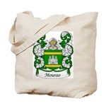 Mourao Family Crest Tote Bag