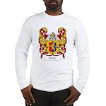 Neto Family Crest Long Sleeve T-Shirt