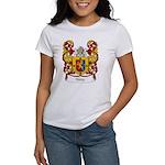 Neto Family Crest Women's T-Shirt
