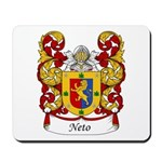 Neto Family Crest Mousepad