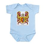 Neto Family Crest Infant Creeper