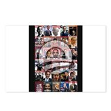 Obama Mag. Postcards (Package of 8)