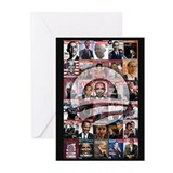 Obama Mag. Greeting Cards (Pk of 10)