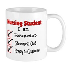 Student Nurse X Mug