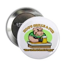 "Hogs Grille & Pub 2.25"" Button (100 pack)"