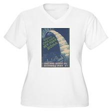 Rome Chicago NY 1933 T-Shirt