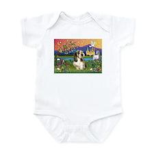 PBGV in Fantasy Land Infant Bodysuit